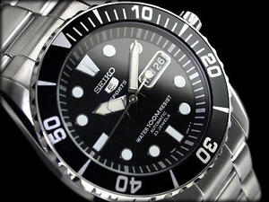 Seiko-Men-Automatic-Oyster-Divers-Watch-100m-Snzf17-Snzf17k1-WARRANTY-GIFT-BOX