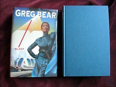 Greg Bear - Slant - 1st/1st (british)