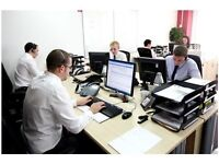 SALES AGENTS WANTED!! OFFICE BASED - BASIC + BONUSES - BUZZING SALES OFFICE