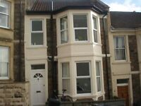 Great 4 double bed student house just below Clifton Village with garden