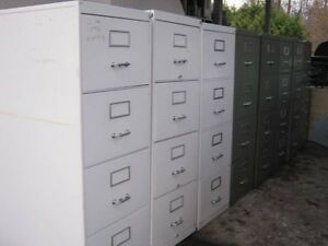 4 Dr Verticle File Cabinet (6)
