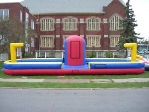 New-Tug-N-Dunk-Bungee-Run-Inflatable-Game-Bounce-House-Moonwalk-Jumper-Party-cls