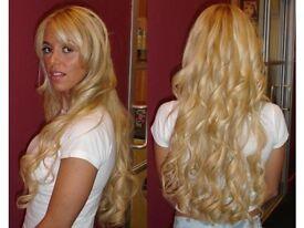 Hair Extensions No bonds No glue Coventry