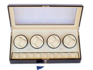 Caja-movimiento-relojes-automaticos-Watch-Winder-8-9-relojes-Negro