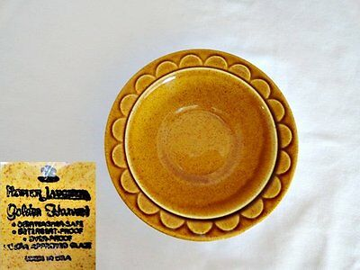 Homer Laughlin Golden Harvest Cereal Bowl on Rummage