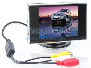 3-5-TFT-LCD-Digital-Car-Monitor-RearView-Backup-For-Car-VCD-DVD-GPS-Camera
