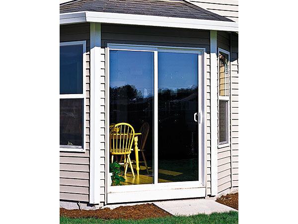 sliding vinyl patio doors