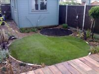 Qualified, hard working and reliable New Zealand landscape gardener - South London