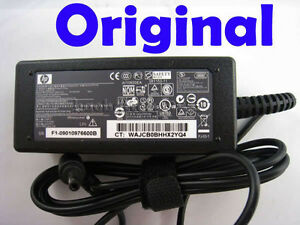 Original AC Battery Charger adapter HP