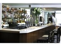 Experienced Part/Full Time Waiting Staff For City Center Bar & Brasserie