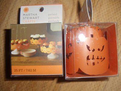 Martha Stewart Halloween Garlands For Cake Stands Set Of 2 Pkgs
