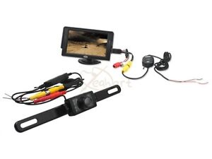 TaoTronics Car Rear View System Wireless Backup Camera + 4.3