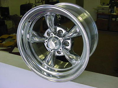"AMERICAN RACING TORQ THRUST 2 ""515'S 15 X 7 FORD MOPAR DODGE PLYMOUTH WHEEL"