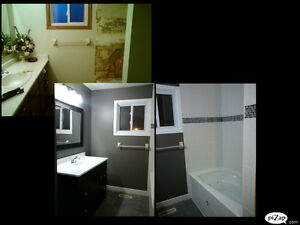 Complete bath and kitchen renos London Ontario image 2