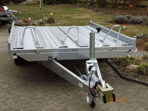 pkw motorrad anh nger trailer f r 3 motorr der 1300 kg. Black Bedroom Furniture Sets. Home Design Ideas
