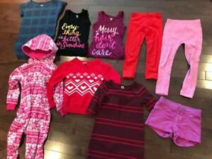 Size 4T lot of clothes