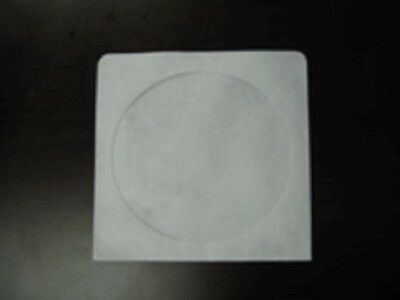 1000 100gram Premium Cd Dvd Paper Sleeves With Window No Flap Psp11