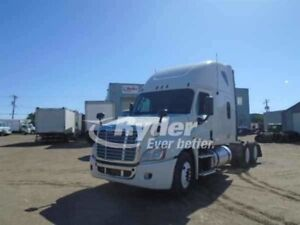 2012 Freightliner CASCADIA 125 RENTAL UNIT IN CANADA