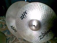 """Zildjian ZHT / ZXT Titanium """"20/16/14"""