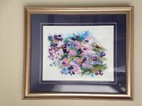 Reduced - Original Water Colour by Angie Strauss