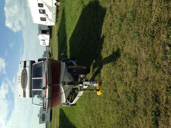 Used 1991 Lund Boat Co Lund 1800 Tyee Fishing Boat & Easy Loader Trai