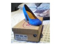 New Suede Shoes From Schuh