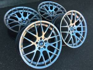 NICE - BMW 20X10.5 20X9 Avantgarde Aftermarket Rims in exc cond