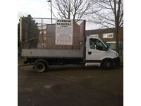 M&M rubbish removal London and clearance skip and Waste Garden London