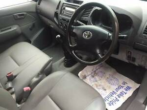 2005 Toyota Hilux Ute Campbellfield Hume Area Preview