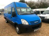 2009 Iveco DAILY 45C15 camper van conversion minibus high roof long wheel base M