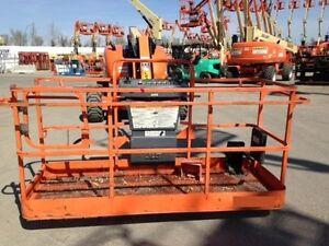 2013 JLG 600AJ Edmonton Edmonton Area image 10