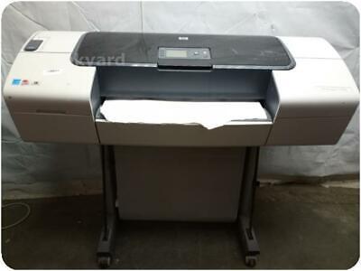 Hp Designjet T1100ps Large Format Inkjet Printer 263128
