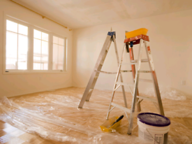 Quality plaster painter & decorator in Portsmouth painting decor