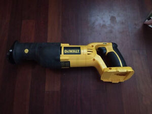 Dewalt 18V Reciprocating Saw (DC385) Bare