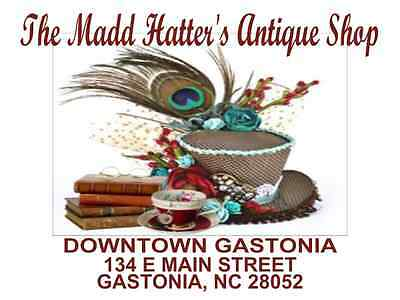 The Madd Hatter's Antique Shop