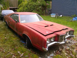 Wanted 1972 mercury montego