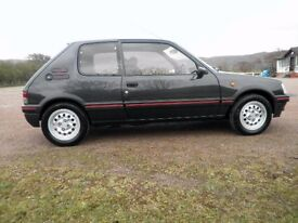 Peugeot 205 Gti 1.6 1990