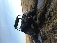 Rzr 800 priced to sell blacked out