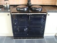 An Aga with the colour of your choice before Christmas