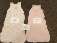 Girls Gro Bags from 6 to 12 months
