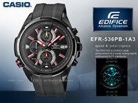 Neuve jamais porté Casio Edifice EFR-536PB