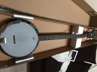 5 strong banjo