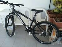 Grindr 5.2 front suspension. mountain bike needs new chain new condition