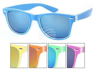 NEON-Sonnenbrille Vintage Retro II in 5 verschiedenen Farben erhältlich