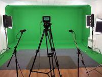 Studio Video / Photo / Green Screen - à louer / for rent