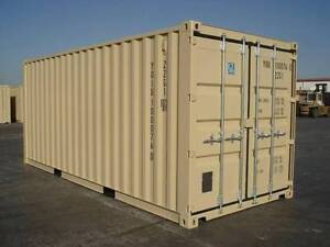 STORAGE CONTAINER - FIRST MONTH FREE - Individual 24 HR Access