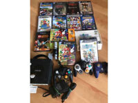 Nintendo GameCube with 12 Rare Games - Zelda, Mario, Final Fantasy and many more!