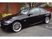 "BMW E46 E60 E90 19""x8.5j BBS LM STYLE ALLOY WHEELS 5x120pcd"