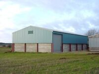 Farm Buildings & Yard WANTED