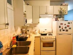 NEW: 2 BED 1 BATH Basement suite in East Vancouver Pets Okay
